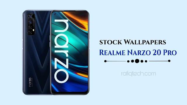 تحميل خلفيات  Realme Narzo 20 Pro و خلفيات Narzo 20 الأصلية بجودة [FHD+]