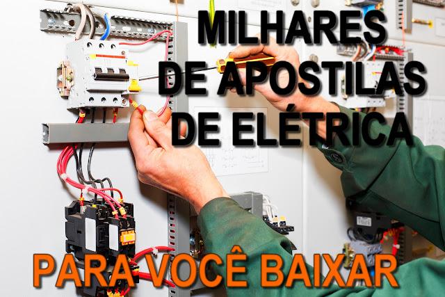 Novo site para download de apostilas de elétrica