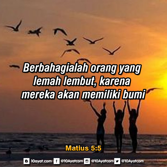 Matus 5:5