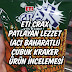 Eti Crax Patlayan Lezzet  (Acı Baharatlı) Çubuk Kraker Ürün İncelemesi