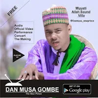 Dan musa Gombe Apk free Download for Android