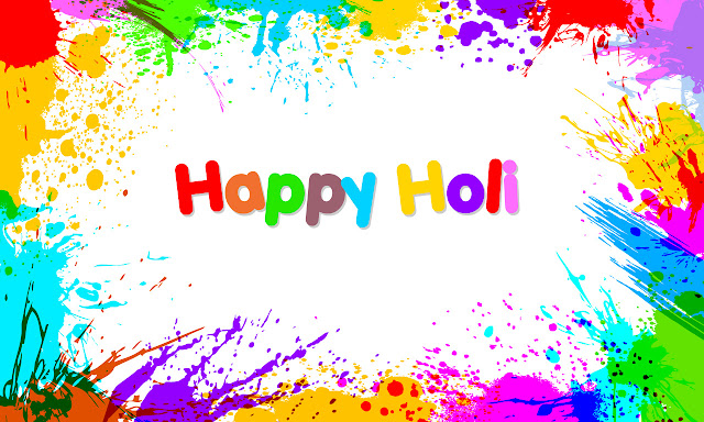 Happy Holi 2018 Images Wallpapers Greetings