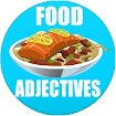 food adjectives in spanish