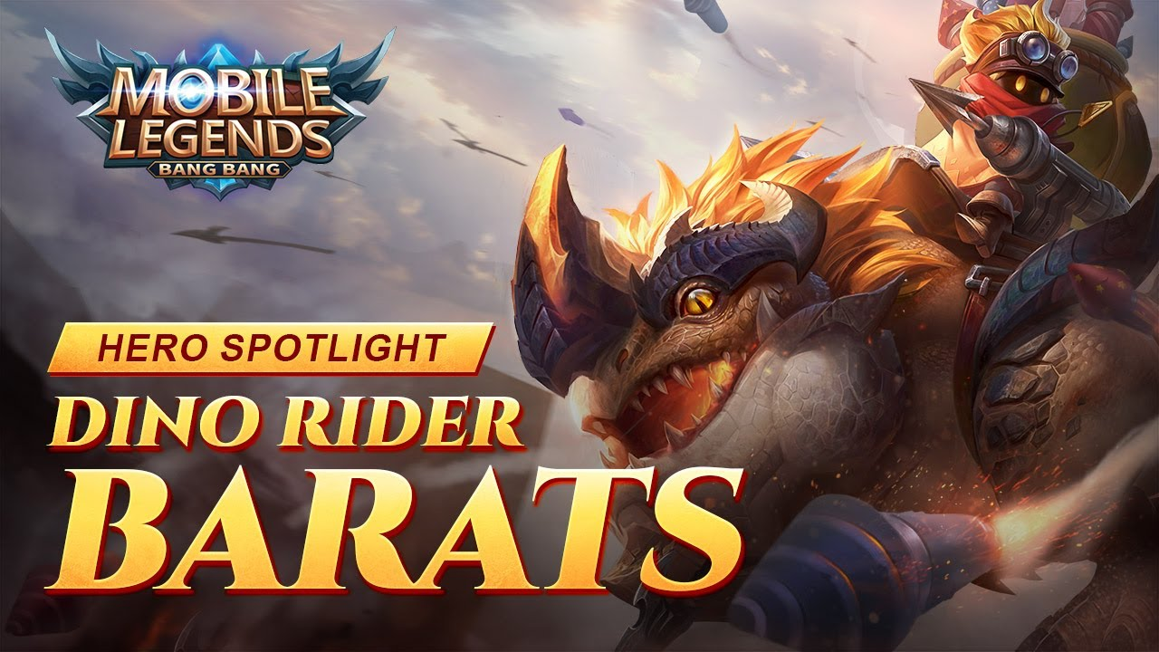 Best Build Barats in Mobile Legends today