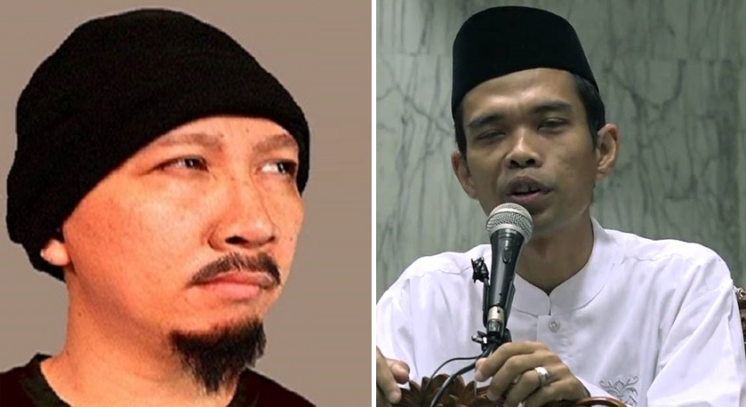 Abu Janda Ustadz Abdul Somad