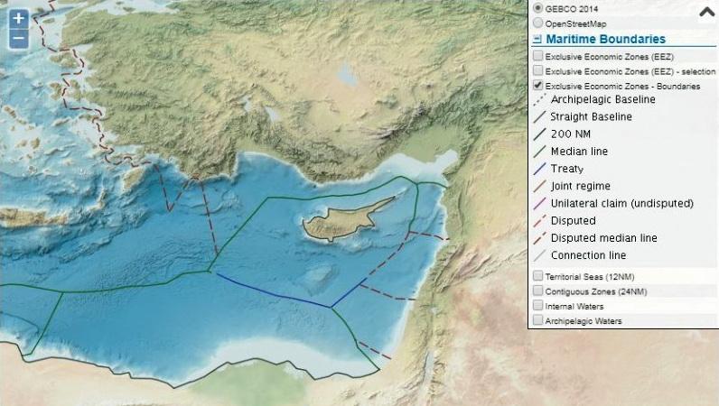 Ελληνική - Κυπριακή ΑΟΖ και Τουρκική στρατηγική