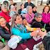 Olmué. Empresario agrícola regaló casi mil kilos de kiwis