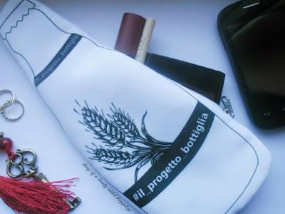 bottle bag IL Progetto Bottiglia