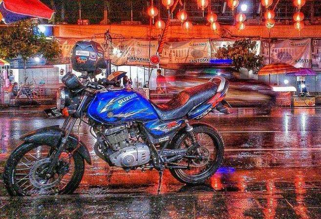 Spesifikasi Suzuki Thunder