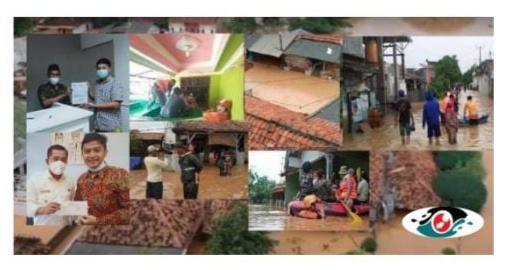 Bupati Karawang dan BBWS Digugat Korban Banjir