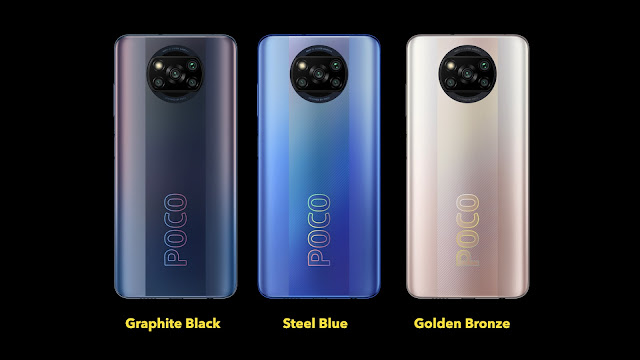 POCO X3 Pro is here - Price starts from Rs.18K, First sale to start on 6th April | TechNeg