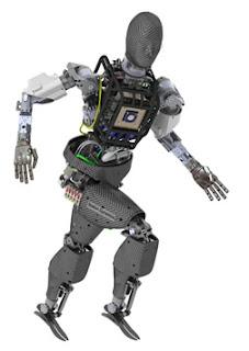 robot militar darpa