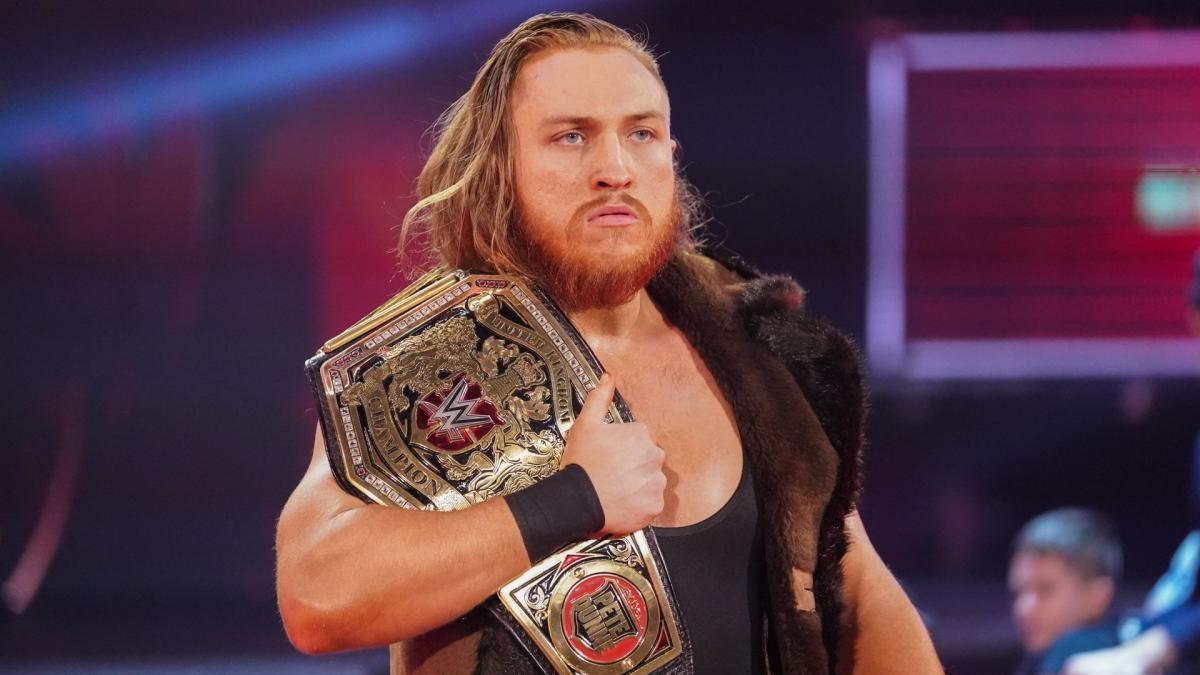WWE ofereceu uma extensão de contrato para Pete Dunne