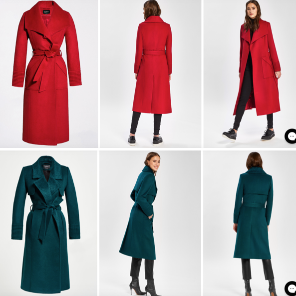 sentaler luxury outerwear brand