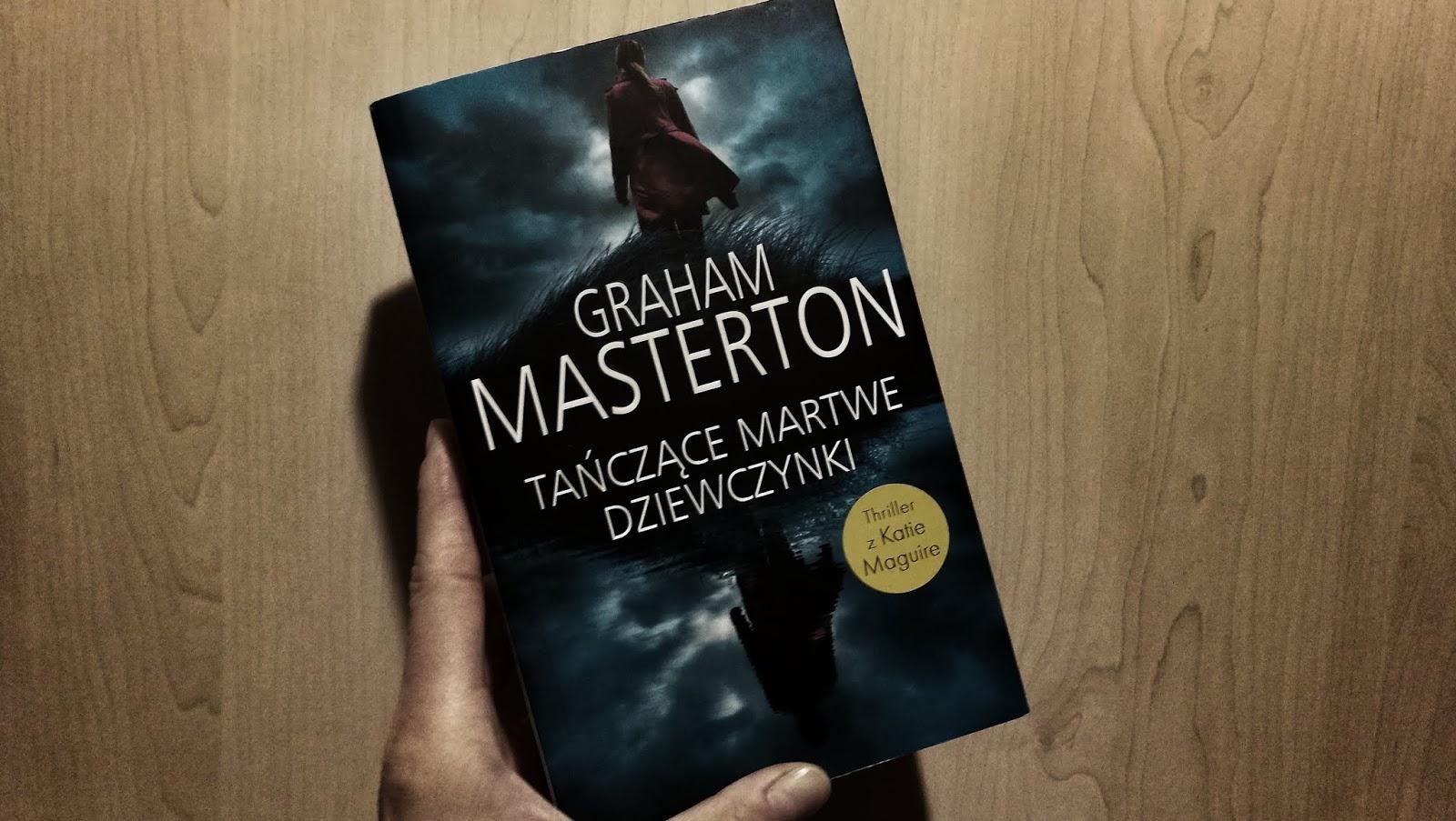 Tańczące martwe dziewczynki, Graham Masterton