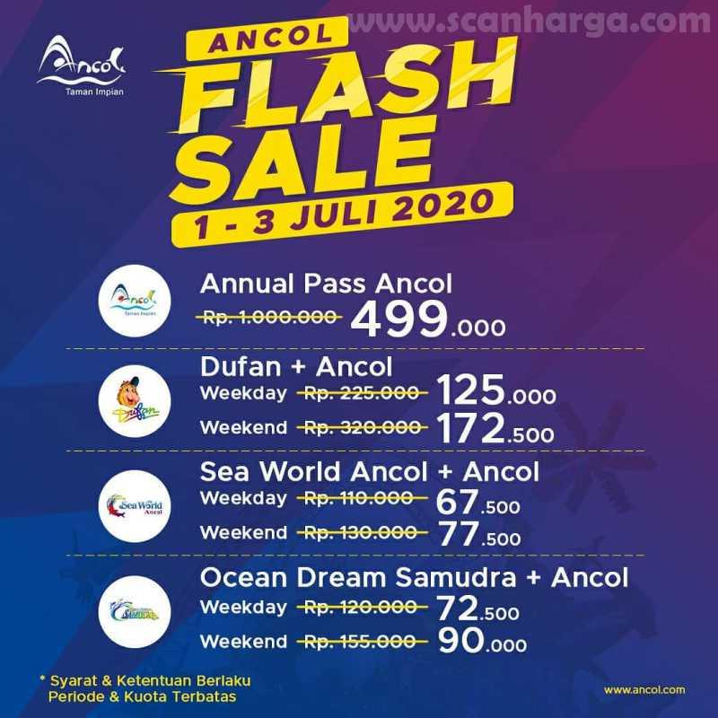 Promo Dufan Tiket Reguler Periode Juli 2020 6