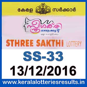 Latest lottery results kerala