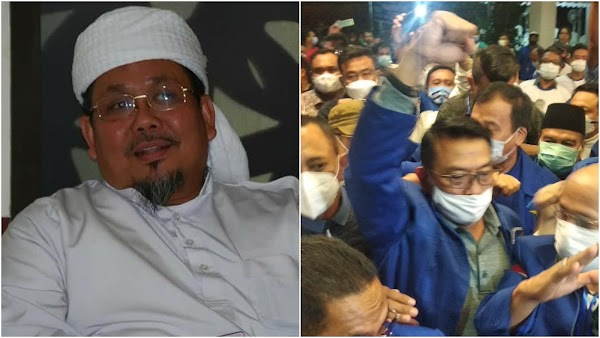 Tengku Ikutan Sindir Moeldoko Soal KLB, 'Memang Malu Sudah Tidak Punya?'