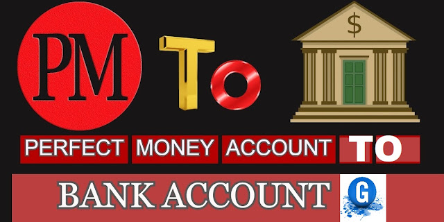 Perfect money USD to Bank account