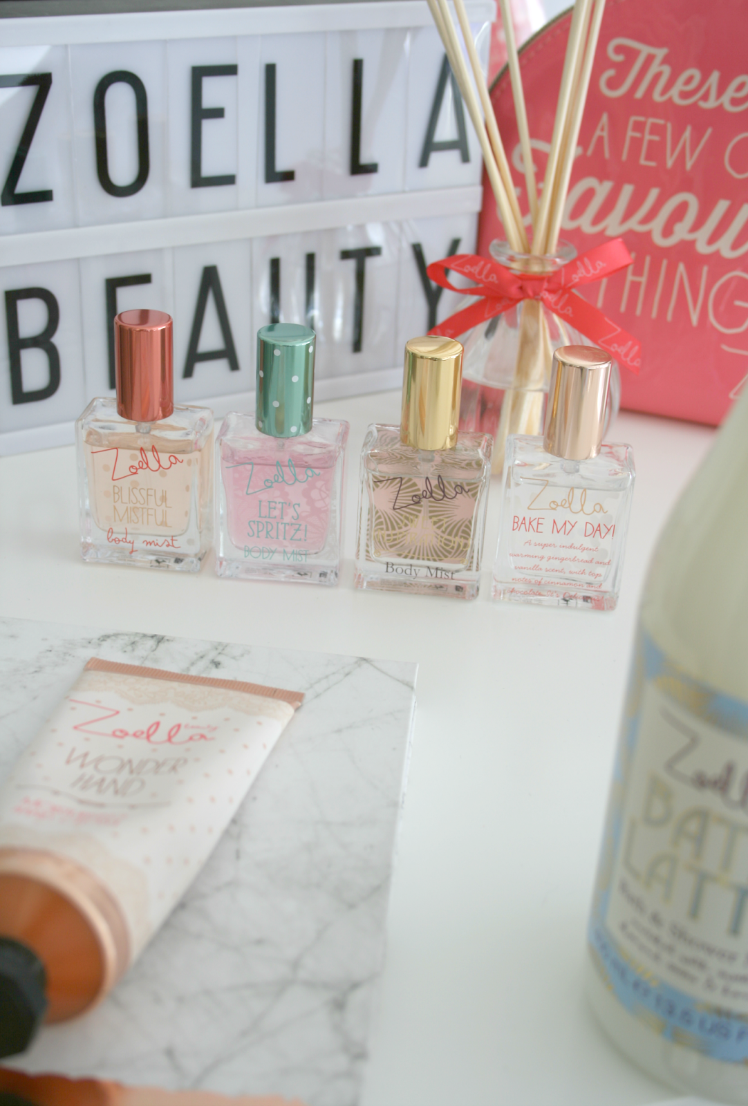 Zoella Beauty Secret Scenta