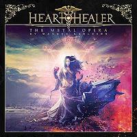 """Ο δίσκος των Heart Healer """"A Metal Opera by Magnus Karlsson"""""""