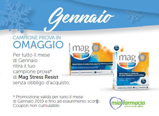 coupon Mag Stress Resist