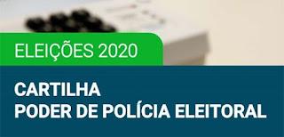 TRE-BA lança cartilha sobre o poder de polícia da Justiça Eleitoral