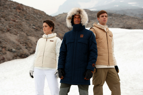 columbia sportswear star wars jackets