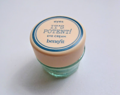 it´s potent! eye cream benefit