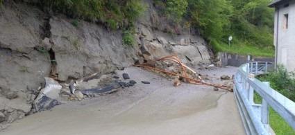 Frana Schiucaz, i geologi: buon esempio di prevenzione, ma è necessario istituire il geologo di zona