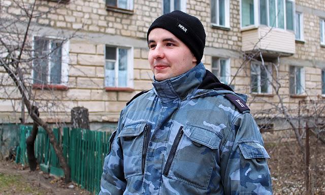 Кирилл Счастливый Дубоссары