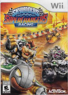 Skylanders : Superchargers Racing