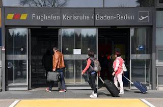 Центр управления воздушным движением Карлсруэ