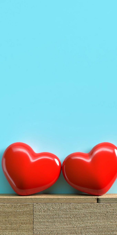 Imagem para Celular Dois Corações