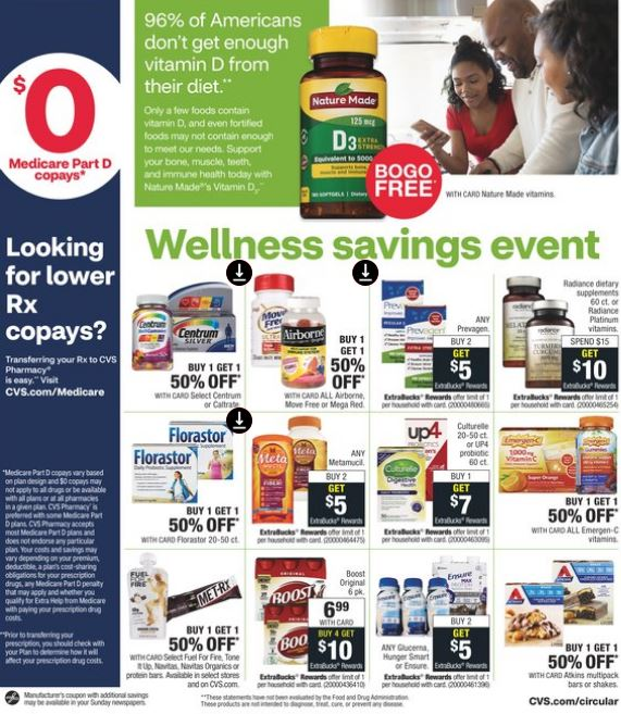 CVS Weekly Ad Preview 1/19-1/25 Page-3