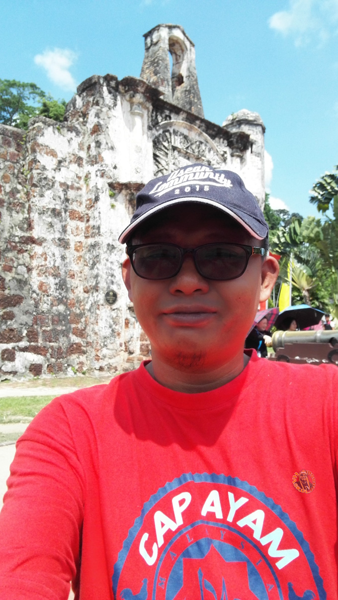 Malacca Historical Place in Malaysia