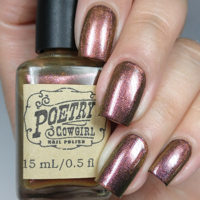 Poetry Cowgirl Nail Polish - Sunshine State