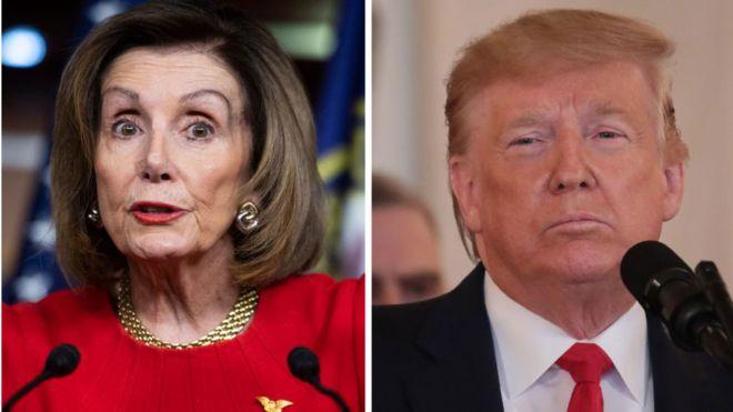 La démocrate Nancy Pelosi déclare que les législateurs n'ont pas été satisfaits de l'exposé du président sur l'attaque aérienne de l'Iran