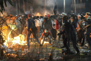 WAJIB BACA! Seorang Jurnalis Berhasil Ungkap Dalang Kerusuhan 21-22 Mei. Pelakunya ternyata...