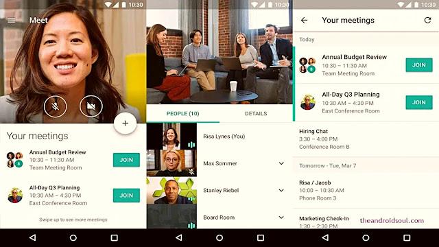 Google Meet katılım raporları artık daha fazla Çalışma Alanı katmanı için kullanılabilir