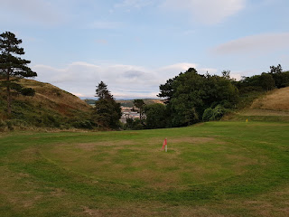 The Great Orme Family Golf Pitch & Putt course in Llandudno