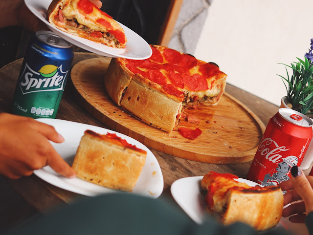 ¿Por qué elegir Black Pizza?