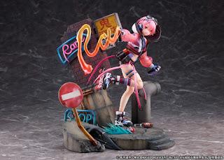 Re:Zero – Rem y Ram -Neon City Ver.-, Shibuya Scramble Figure