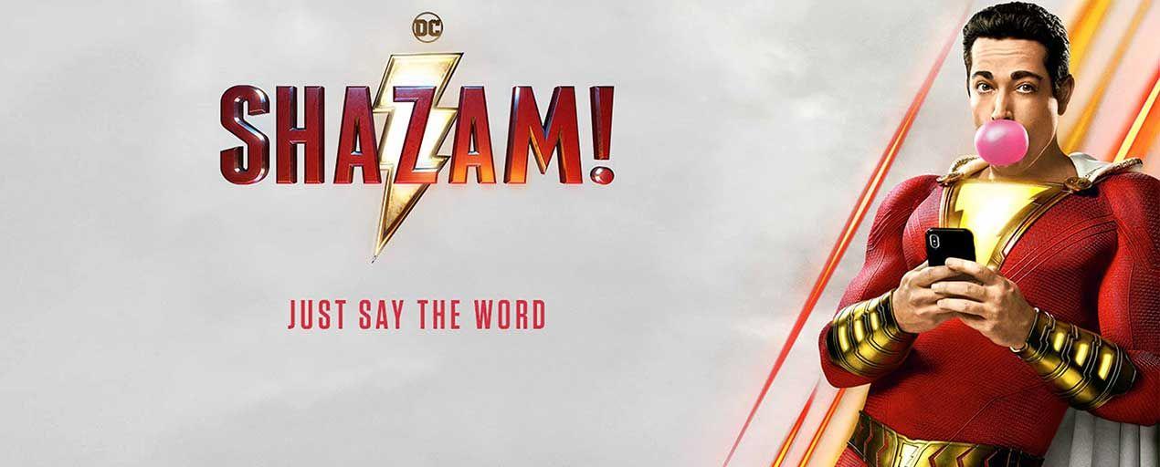 Siêu Anh Hùng Shazam - Shazam! (2019)