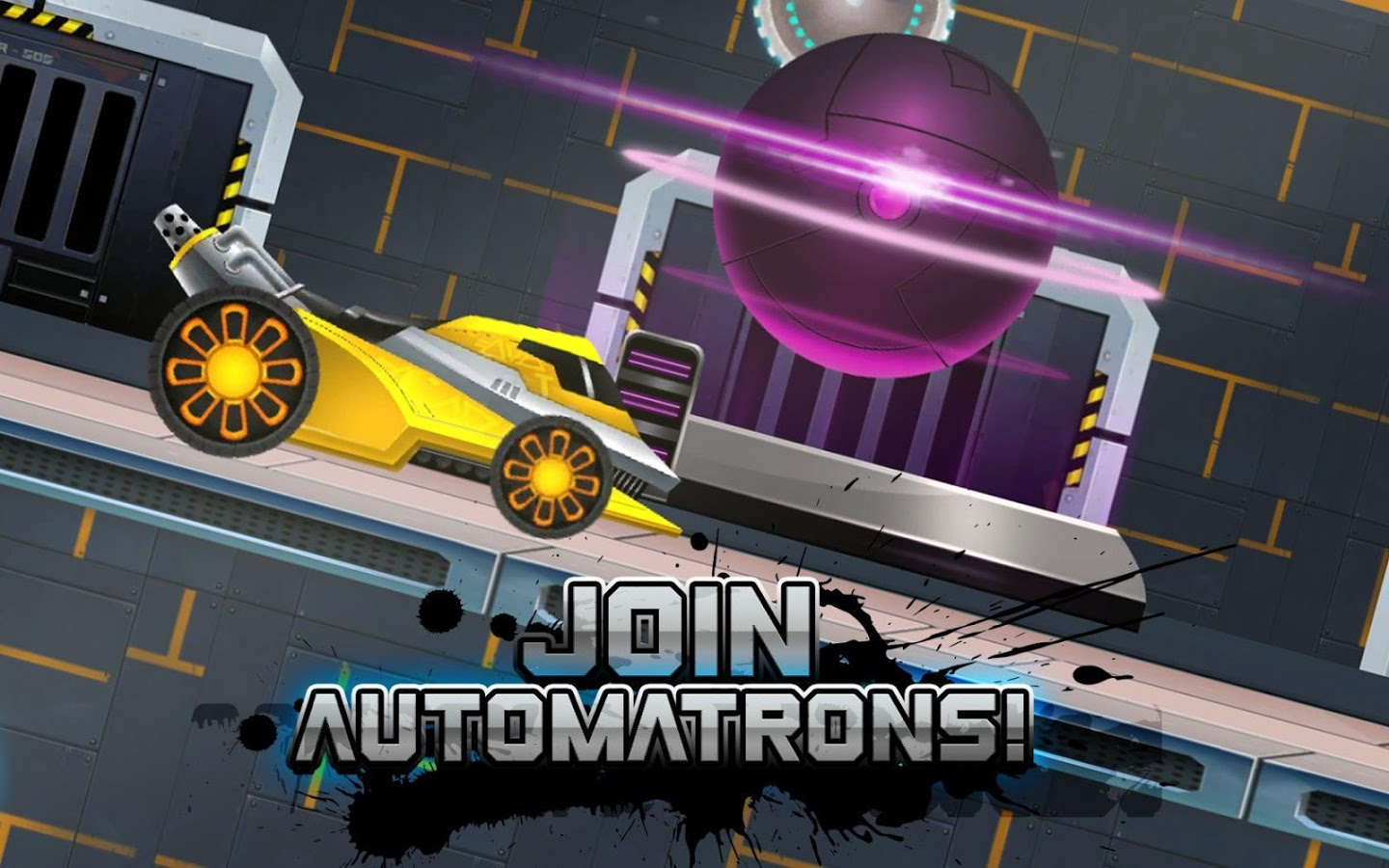 Automatrons Shoot and Drive MOD APK terbaru
