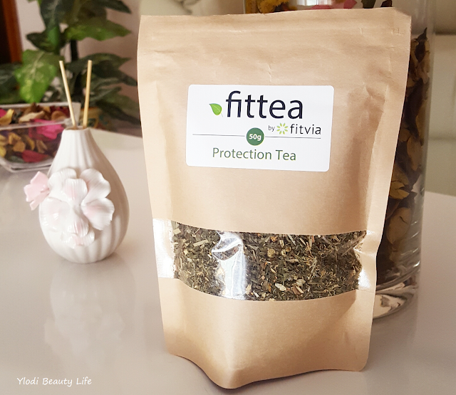 recensione protection tea e codice sconto fittea