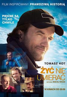 """Recenzja filmu """"Żyć nie umierać"""" [2015]"""