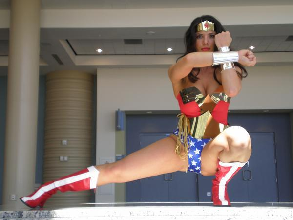 Hottest Wonder Woman Costume Ever