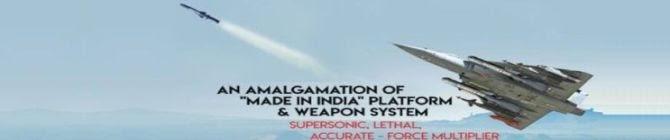BrahMos Eyes Lighter Version of Missiles For Indian HAL Tejas & Sukhoi Fighter Jets