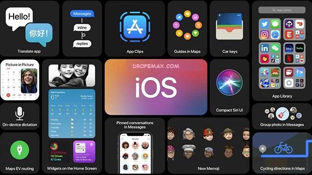 ابرز المميزات الجديدة القادمة بنظام iOS 14